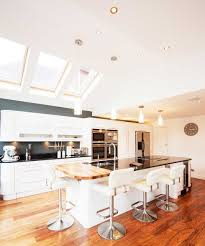 glazed kitchen extension homebuilding u0026 renovating