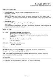 Dj Resume Resume For Internship Dj Resume Gregs Dj Resume So Far 5