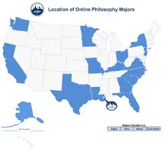 Where Is New Orleans On The Map by Online B A Program University Of New Orleans