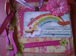 baby girl scrapbook album posh creations pregnancy baby girl inspiration paperbag scrapbook
