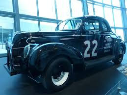 bronco car grayson sports road trips nascar hall of fame