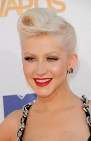 upstyle hair styles short hair pin up style hair style and color for woman