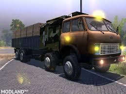 maz car maz 515р 8x8 version 2 0