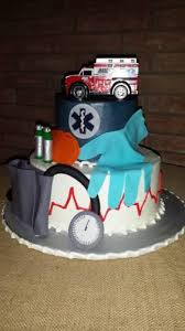 best ems and fire themed wedding cakes