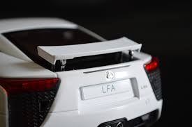 lexus lfa price interior crazy wookie cookies autoart 1 18 lexus lfa in whitest white