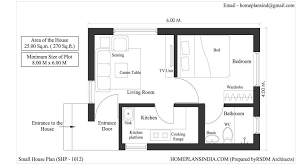 Small House Plans India Free 2030