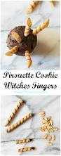 5 easy halloween treats made with pirouette cookies