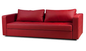 Simmons Soho Sofa by Stylish Red Leather Sleeper Sofa The Furniture Warehouse Simmons