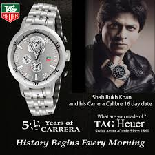 tag heuer ads my creative side