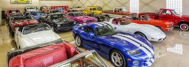 exotic car dealership home flemings ultimate garage classic muscle exotic cars for
