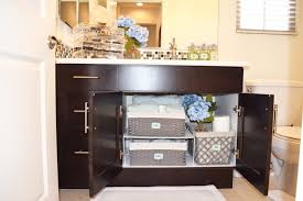 adriana aden diy bathroom organization