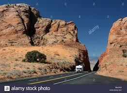 Arizona travel pass images Roadbear rv camper highway 89 near page arizona usa america north jpg