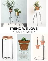 White Pedestal Flower Stand Trend We Love Plant Stands Plants Gardens And Planters