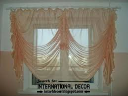 Kitchen Curtain Design 81 Best Firanki Images On Pinterest Window Treatments Curtain