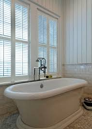 Bathrooms With Wainscoting Subway Tile Wainscoting Puts Bathrooms On The Right Track