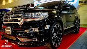 2016 lexus lx 570 price in japan 4k wald toyota landcruiser sports line 2017 osaka auto messe
