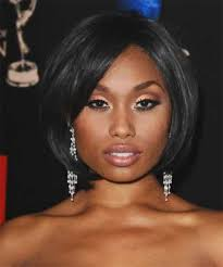 chin length hairstyles for ethnic hair best short haircuts for black females short hairstyles 2016