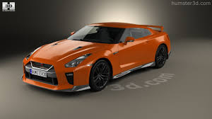 nissan supercar 2017 360 view of nissan gt r 2017 3d model hum3d store