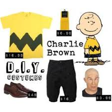 Charlie Brown Halloween Costumes Jacqueline Charlie Brown U0027s Costume Charlie U0027s Costume