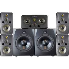professional home theater system adam professional audio the queens matched 5 1 the queens b u0026h