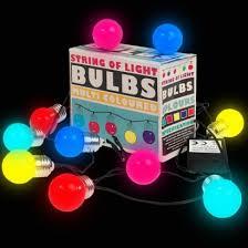 mini light bulb string lights