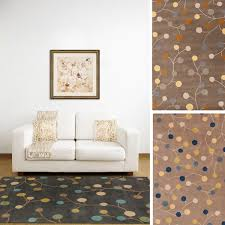 Area Rug 12 X 15 Hand Tufted Gum Drop Floral Wool Area Rug 12 U0027 X 15 U0027 Free