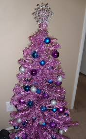 Pink Purple Blue Christmas Decorations by Let U0027s See Those Christmas Decorations Weddingbee