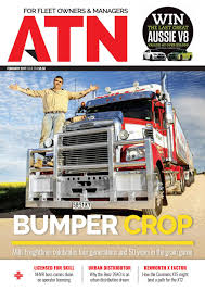 australasian transport news atn february 2017 by augusto dantas
