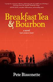 Armchair Treasure Hunts Breakfastteaandbourboncover72 520 Jpg