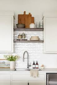 kitchen backsplash with white cabinets and white countertops white kitchen cabinets design ideas