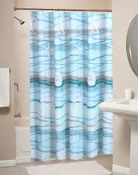 Tropical Beach Shower Curtains by Amazon Com Greenland Home Maui Shower Curtain Home U0026 Kitchen