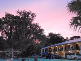 sunset motel river sunset at steinhatchee river inn picture of steinhatchee river