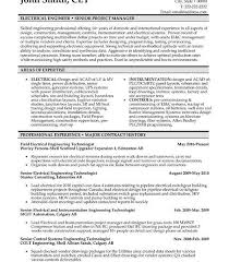 Best Technical Resume Examples by Instrumentation Design Engineer Sample Resume 5 Hvac Mechanical