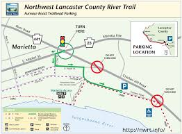 map of lancaster pa lancaster northwest river trail marietta pa