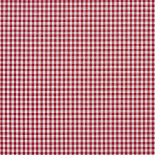 Maroon Upholstery Fabric Red And White Small Gingham Cotton Heavy Duty Upholstery Fabric By