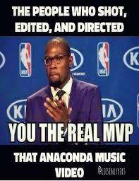 Music Video Meme - funniest meme reactions to anaconda music video page 12