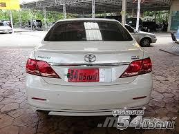 toyota camry 06 for sale used toyota camry โฉมป จจ บ น ป 06 09 2 0 g extremo cars year