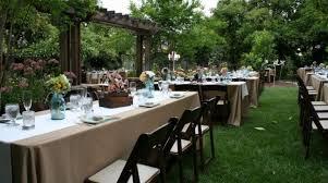 Backyard Wedding Reception by Backyard Wedding Reception Ideas Diy Wedding U2022 27419