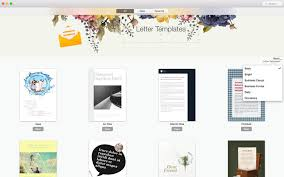 letter template lab for pages templates bundle na mac app store