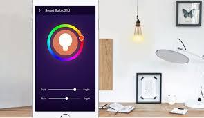 alexa controlled light bulbs xenon wifi bulb works with amazon alexa echo rgb smart home wifi