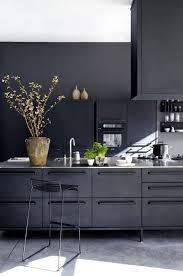 best 25 black kitchens ideas on pinterest navy kitchen cabinets
