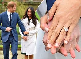 wedding rings in botswana meghan markle s sparkling engagement ring is out of this world
