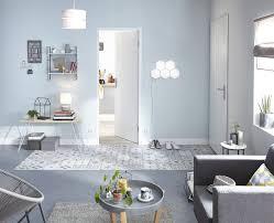 Salle De Bain Bleu Canard by Couloir Entree Salon Sejour Bleu Gris Argent Artens
