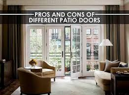 French Doors Patio Doors Difference Pros And Cons Of Different Patio Doors