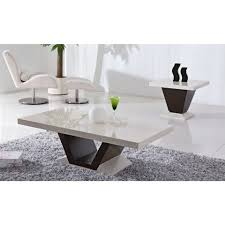 white stone coffee table coffee table design outstanding modern white stone coffee table