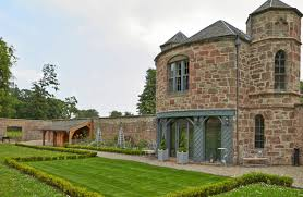 One Bedroom Holiday Cottage The Garden Rooms Holiday Cottages In Scotland