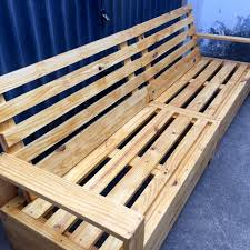 Wood Pallet Furniture Repurposed Pallet Furniture Set 101 Pallets