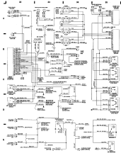 1988 toyota corolla fwd electrical wiring and circuit diagram