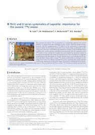 Ndu Attestation Letter measurements of uranium pdf available