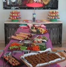 brunch bridal shower green coat catering co orlando florida